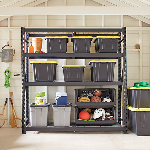 Pin On Garage Storage Shelves: 15 Tools You Really Need For Your Classy Garage