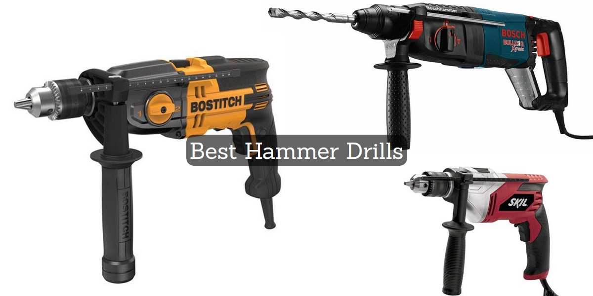 best hammer drills